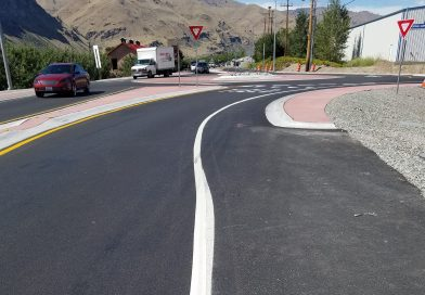 Highway 97 Roundabout